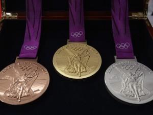 Медали ХХХ летних Олимпийских игр в Лондоне 2012