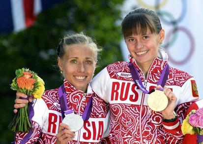 Елена Лашманова и Ольга Каниськина