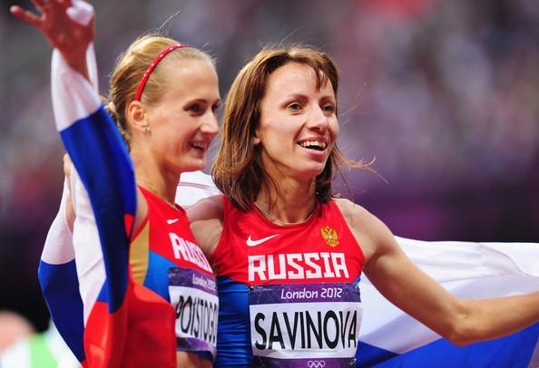 Екатерина Поистогова и Мария Савинова