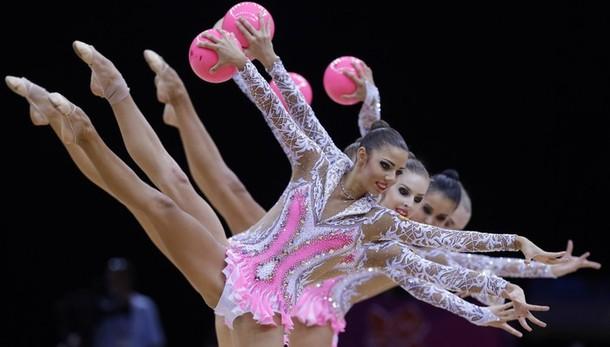 Выступление сборной России по художественной гимнастике, Лондон-2012