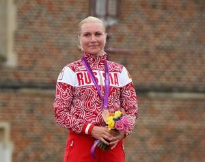 Ольга Забелинская - двукратная бронзовая призёрка ОИ в Лондоне