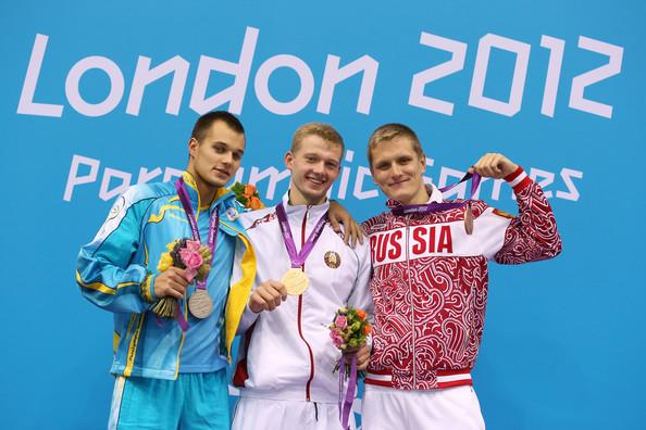 Данила Чуфаров (Украина), Игорь Бокий (Белоруссия), Александр Голинтовский (Россия)