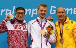 Роман Дубовой (Россия), Игорь Бокий (Белоруссия), Тимоти Анталфи (Австралия)