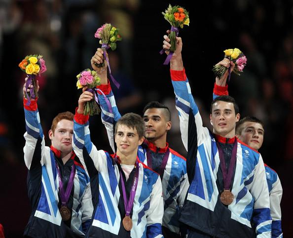 Великобритания (слева-направо: Первис Дэниел, Уитлок Макс, Смит Луис, Томас Кристиан, Олдхэм Сэм)