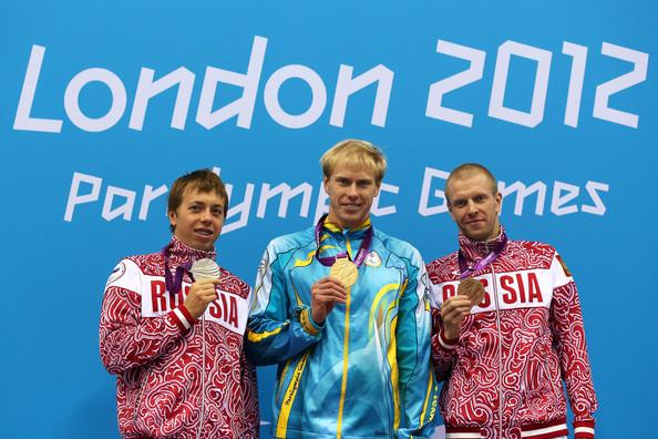 Александр Неволин (Россия), Максим Веракса (Украина), Сергей Пунько (Россия)