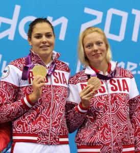 Оксана Савченко и Дарья Стукалова