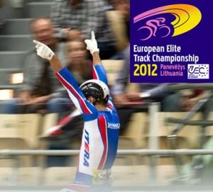 Денис Дмитриев – двукратный чемпион Европы 2012 года
