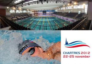 Чемпионат Европы по плаванию на короткой воде 2012 года, Шартр Франция. Владимир Морозов