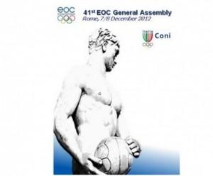 41-я Генассамблея Европейского олимпийского комитета, Рим