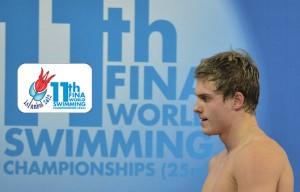 Владимир Морозов - двукратный чемпион мира по плаванию на короткой воде